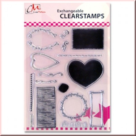 CreaMotion - Clearstamp - BSE442599