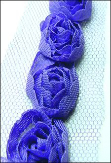 Marianne Design - Flower Ribbon: Light Purple - FR1123