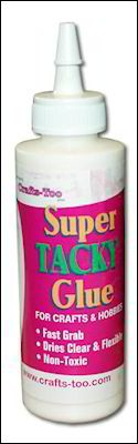Crafts-Too - Super Tacky Glue