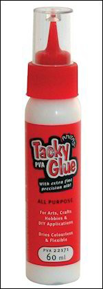 Anita`s - Tacky Glue (60ml) - PVA22171
