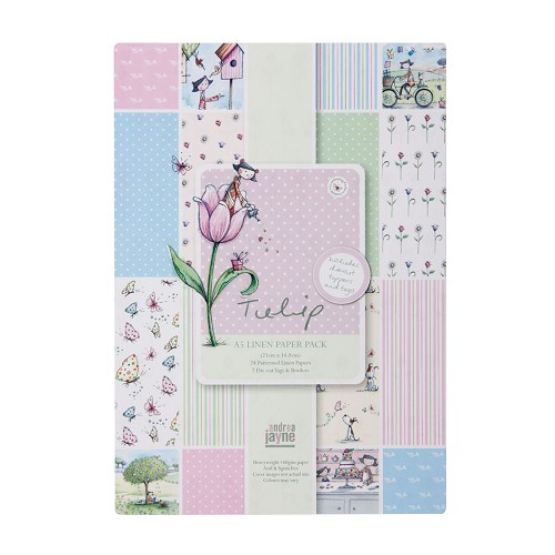 Docrafts - Tulip - Paperpack - TLP160100