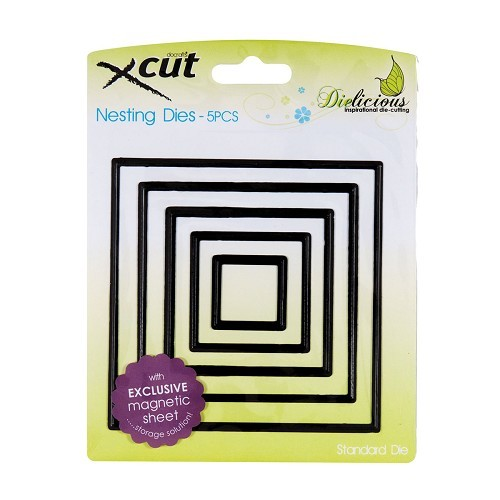 Docrafts - Xcut - Nesting Die - Square