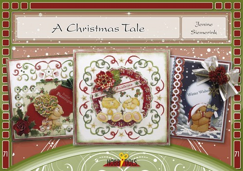 Card Deco - Hobbydols - No. 71 - A Christmas Tale