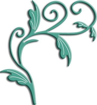 Cheery Lynn Design - Die - Tropical Flourish - B127