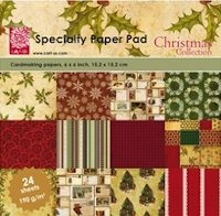 cArt-Us - Paperpack - Christmas collection 1 - 001849/0003