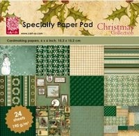cArt-Us - Paperpack - Christmas collection 2 - 001849/0006