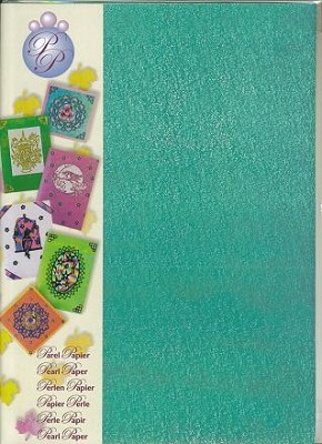 JEJE - Sparkling Sheets: Green