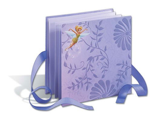 Tinker Bell Leaves 6 x 6inch Accordion Album