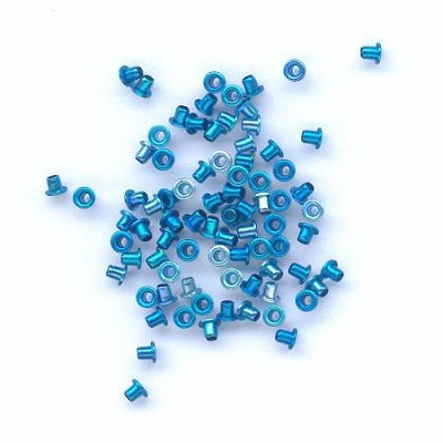 Hobby & Crafting Fun - Eyelets - Rond: Turquoise - 12043-4313