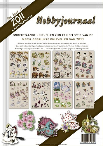 Hobbyjournaal 82 - Poster the best of ...