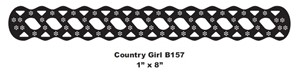 Cheery Lynn Design - Die - Country Girl - 157