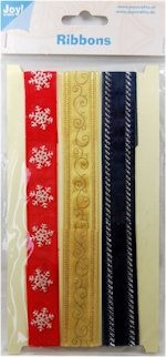 Joy! crafts - Ribbons - kerst 3 - 6300/0306