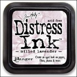 Ranger - Distress Ink: Milled Lavender