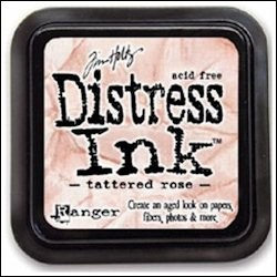 Ranger - Distress Ink: Tattered Rose