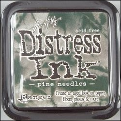 Ranger - Distress Ink: Pine Needles - TIM21476