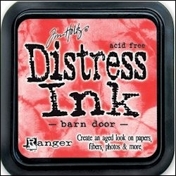 Ranger - Distress Ink: Barn Door