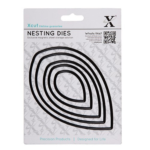 Xcut - Nesting Die - Leaves 1