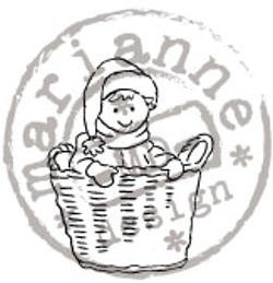 Marianne Design - Tiny`s - Clearstamp - Basket - TC0828