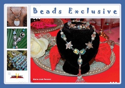 Card Deco - Hobbydols - No. 10 - Beads Exclusive