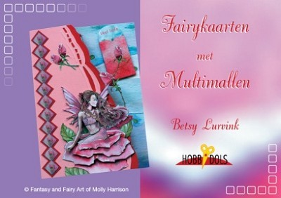 Card Deco - Hobbydols - No. 03 - Fairykaarten met multimallen