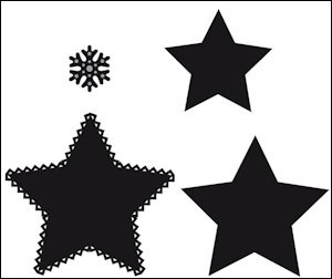Marianne Design - Die - Craftables - Star