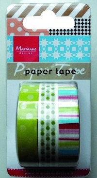 Marianne Design - Paper tape - Funky - PT2303