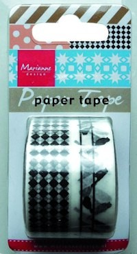 Marianne Design - Paper tape - Birds - PT2309