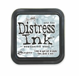 Ranger - Distress Ink: Weathered Wood