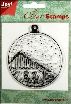 Joy! crafts - Clearstamp - Kerst 1 - 6410/0051