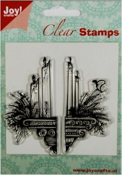 Joy! crafts - Clearstamp - Kerst 4 - 6410/0054