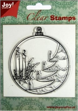 Joy! crafts - Clearstamp - Kerst 2 - 6410/0052