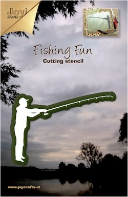 Joy! crafts - Die - Fishing Fun - Visser