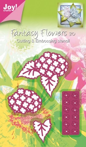 Joy! crafts - Die - Fantasy Flowers 3D