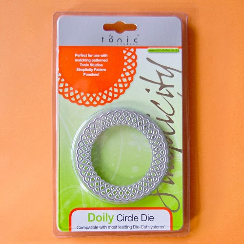 Tonic - Die - Doily Circle