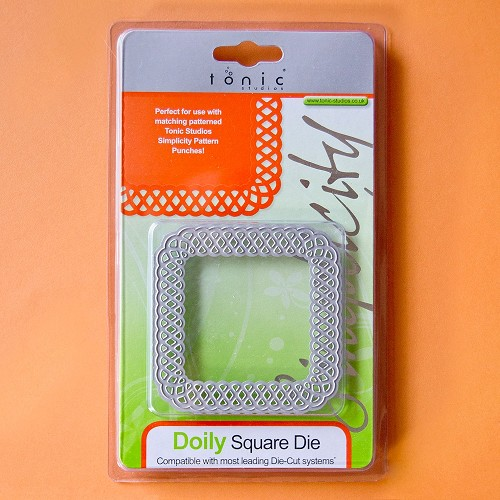 Tonic - Die - Doily Square