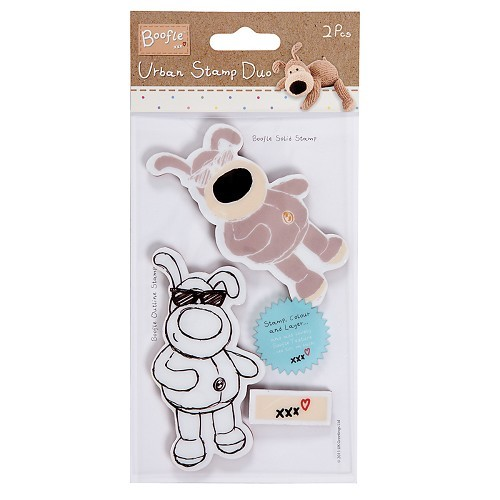 Boofle - Cling stamp - Mr. Cool - BOF907102