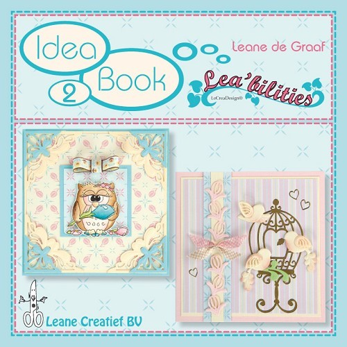 Leane Creatief - Idea Book 2 - Lea'bilities - 90.8701