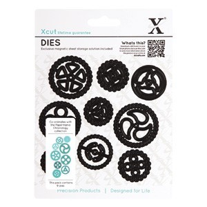 Docrafts - Xcut - Die - Chronology - Cogs
