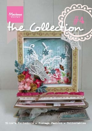 Marianne Design - The Collection - No. 04 - CAT1304