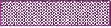 Cheery Lynn Design - Die - Mesh Border - B254