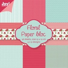 Joy! crafts - Noor! Design - Paperpack - Flower nr. 1 - 6011/0013