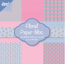 Joy! crafts - Noor! Design - Paperpack - Flower nr. 2 - 6011/0014