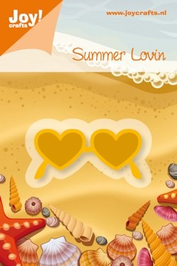 Joy! crafts - Noor! Design - Die - Summer Lovin - Zonnebril