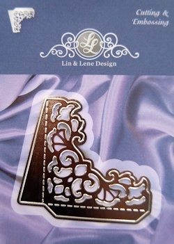 Joy! crafts - Lin & Lene Design - Die - Hoek (vouw)