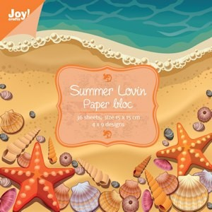 Joy! crafts - Noor! Design - Paperpack - Summer Lovin` - 6011/0022