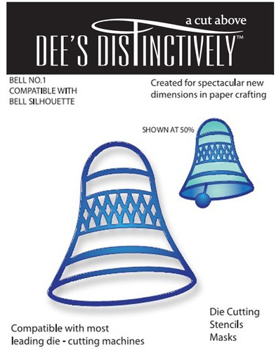 Dee`s Distinctively - Die - Bell overlay No.1