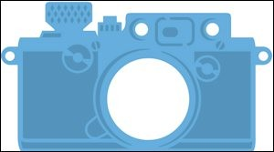 Marianne Design - Die - CreaTables - Camera