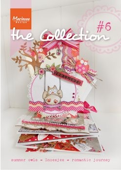 Marianne Design - The Collection - No. 06 - CAT1306