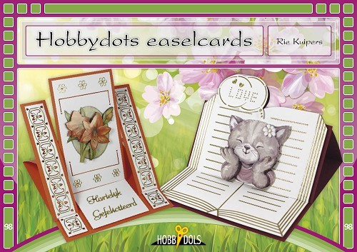 Card Deco - Hobbydols - No. 98 - Hobbydots easelcards