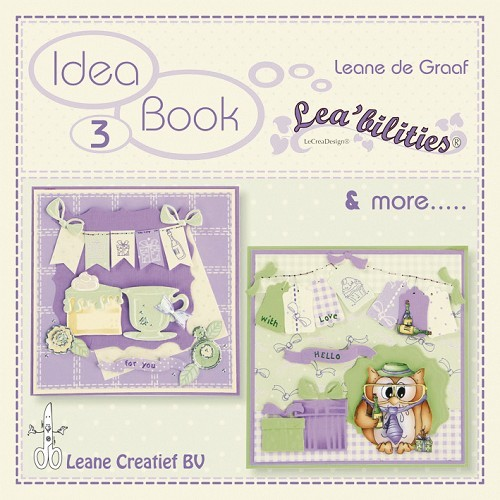 Leane Creatief - Idea Book 3 - Lea'bilities & more - 90.9098